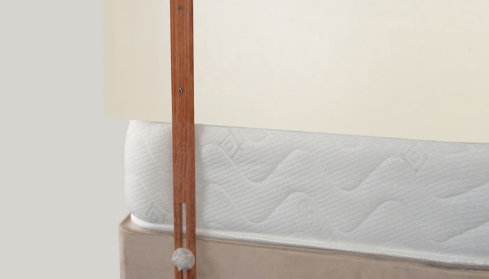 how to put a headboard on a bed 3