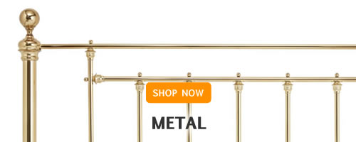 Metal Headboards with Struts