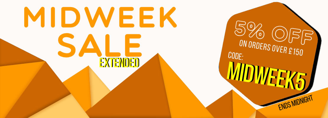 Midweek Sale Extended