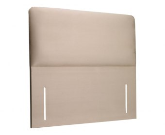Trio Faux Leather and Suede Headboard