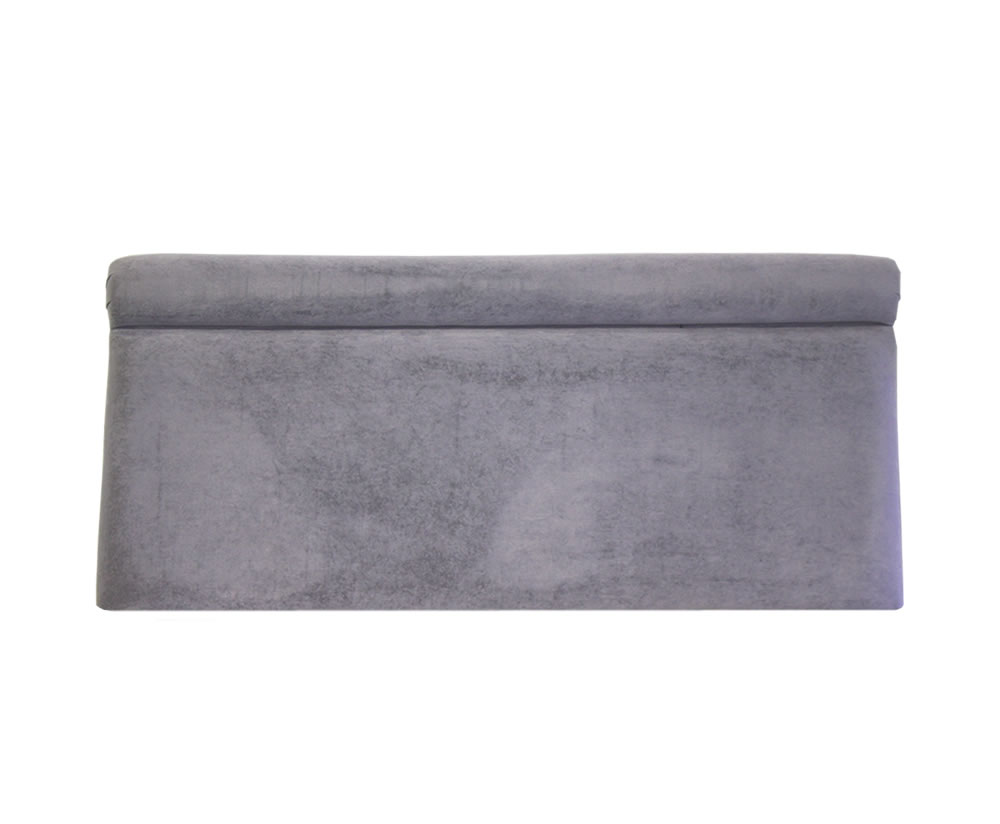 justheadboards.co.uk Galaxy 4ft Lilac Eden Fabric Headboard *Special Offer* small double size - 4ft eden lilac wall mounted fixings