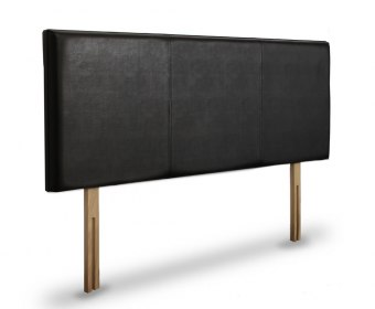 Foxglove Faux Leather Upholstered Headboard