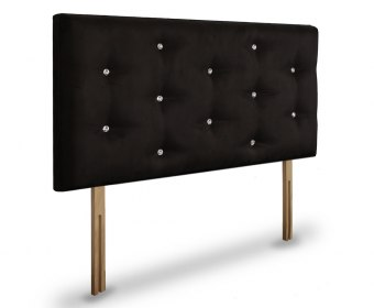 Snapdragon Faux Leather Upholstered Headboard