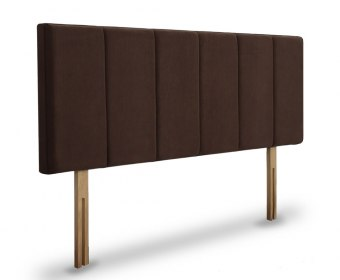 Tunisia Faux Leather Upholstered Headboard