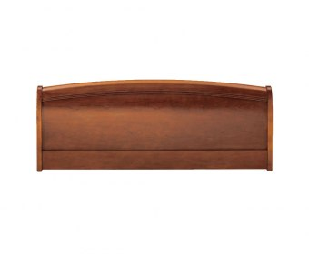 Chambery Cherry Wooden Headboard