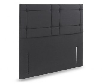 Astro Fabric Upholstered Floor Standing Headboard