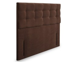 Bluebell Faux Leather Floor Standing Headboard