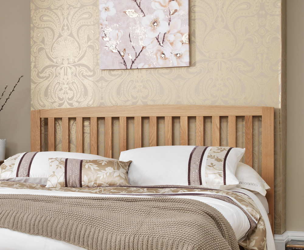 Thornton Oak Headboard Just Headboards