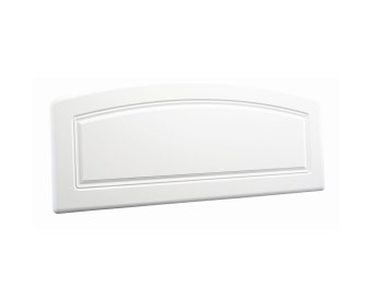 Belmont White Headboard