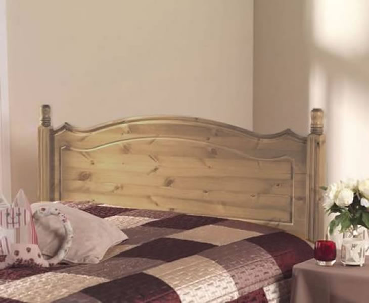 Boston Pine Wooden Headboard Just Headboards