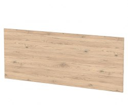New Sherwood Bordeaux Oak Wooden Headboard