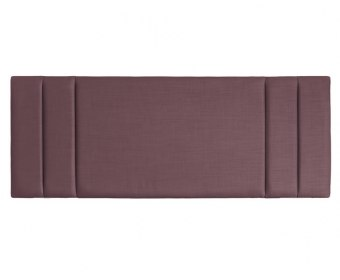 Debra 5ft Gem Amethyst Headboard *Special Offer*