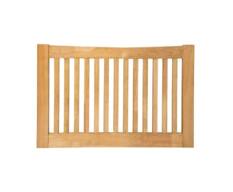 Maya Hevea Honey Oak Headboard