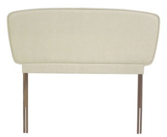 Kerry 3ft Pearl Chenille Upholstered Headboard *Special Offer*