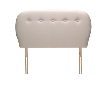 Cassino Linen Weave Upholstered Headboard
