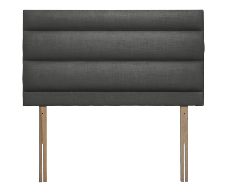 justheadboards.co.uk Lambro Granite Fabric Upholstered Headboard single size - 3ft