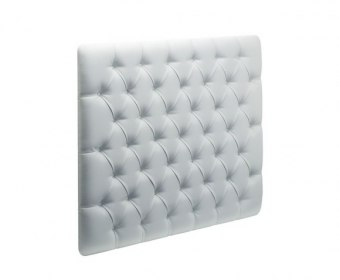 Jot Faux Leather Wall Mounted Headboard