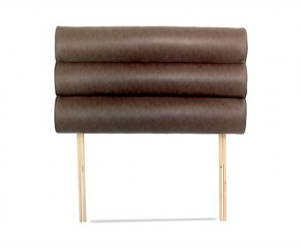 Marta Faux Leather Headboard