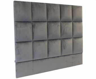 Aureole Luxury Fabric Headboard
