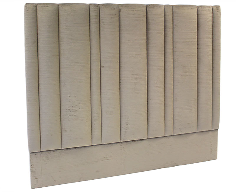 Headboards Monolith Luxury Fabric Headboard single size - 3ft kai tolga berry