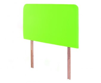 Starburst Childrens Vibrant Upholstered Headboard