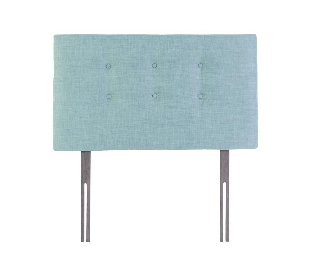 Ben Childrens Sky Upholstered Headboard small single size - 2ft 6
