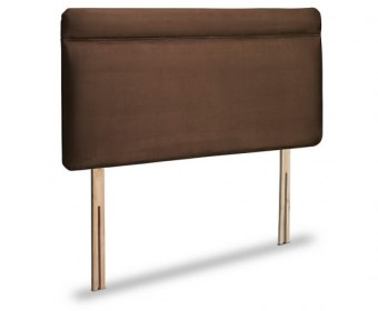 Nexus 4ft 6 Mocha Faux Suede Headboard *Special Offer*