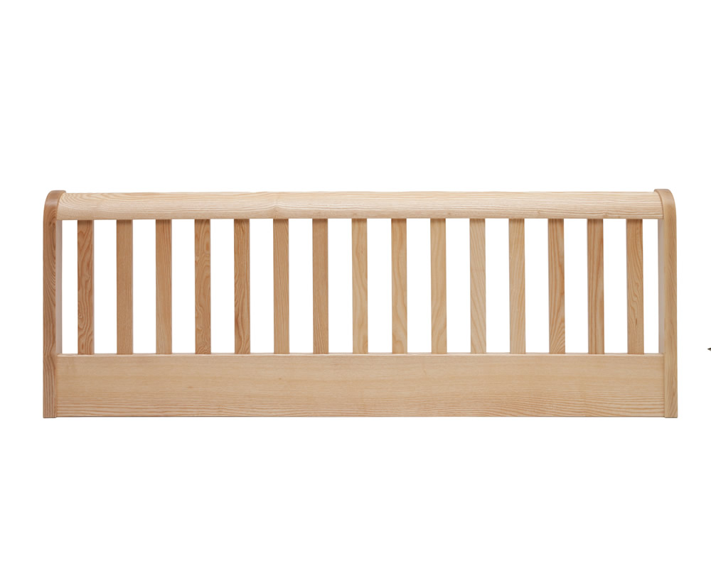 Headboards Hornsea Slatted Headboard single size - 3ft wooden finish natural ash finish