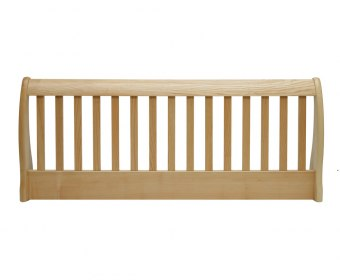 Salcombe Slatted Wooden Headboard