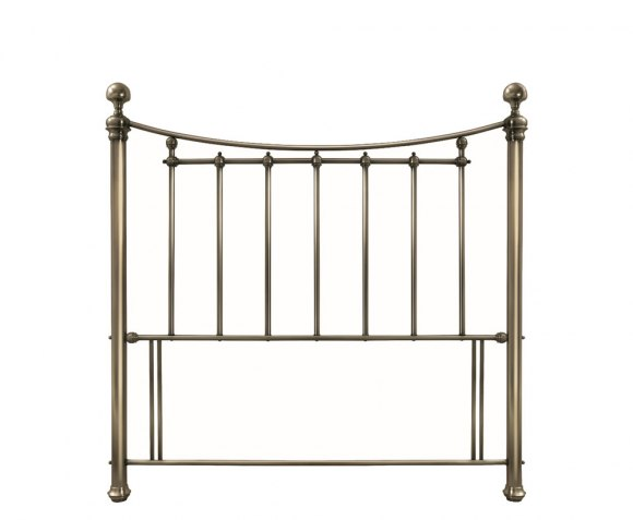 Headboards Isabelle 5ft Brass Metal Headboard * Special Offer*