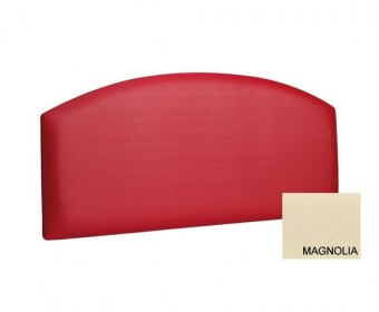 Anna 2ft 6 Magnolia Faux Leather Headboard *Special Offer*
