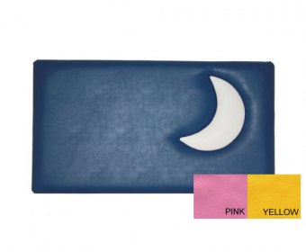 Moon 3ft Childrens Faux Leather Headboard *Special Offer*