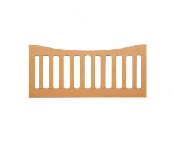 Kansas 3ft Beech Slatted Wooden Headboard *Special Offer*