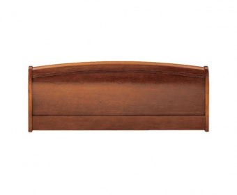 Chambery 4ft 6 Cherry Wooden Headboard *Special Offer*