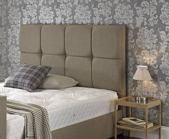 Braque Upholstered Floor Standing Headboard