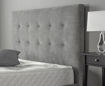 Rainier Upholstered Floor Standing Headboard