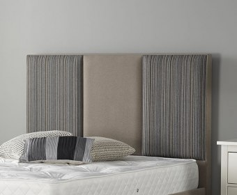 Elston Upholstered Floor Standing Headboard