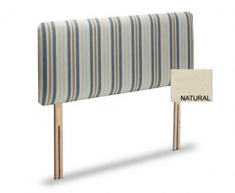 Venus 3ft Chenille Natural Upholstered Headboard *Special Offer*