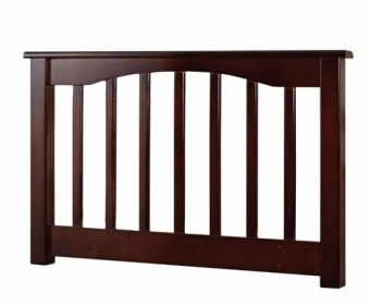 Sandra 4ft Walnut Wooden Slatted Headboard *Special Offer*