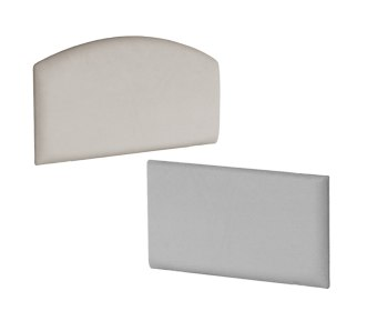 Samuel Velour Upholstered Headboards