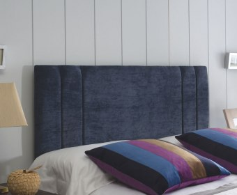 Debra Fabric Upholstered Headboard