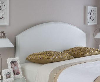 Susan Faux Leather Headboard