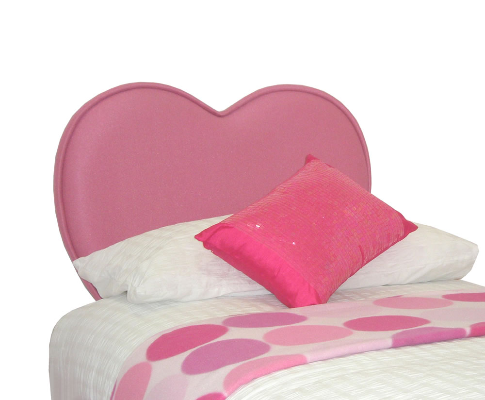 Sweetheart Childrens Single Headboard