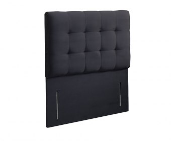 Catalina Faux Leather and Suede Headboard