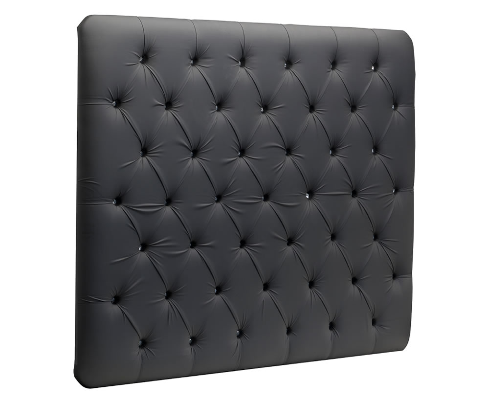 linda wall mounted upholstered headboard  available in  sizes - save