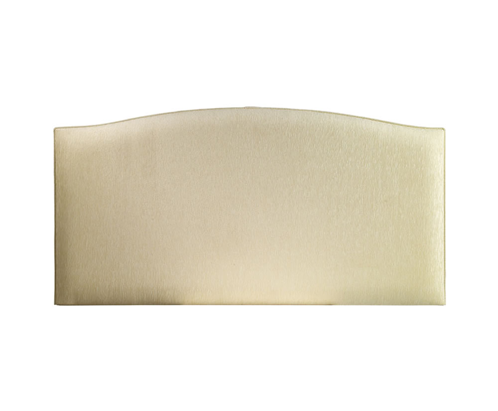 justheadboards.co.uk Cabana Faux Leather and Suede Headboard single size - 3ft faux leather white