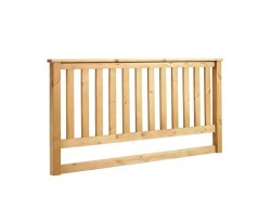 Count Oak Effect Wooden Headboard